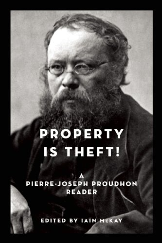 proudhon property is theft
