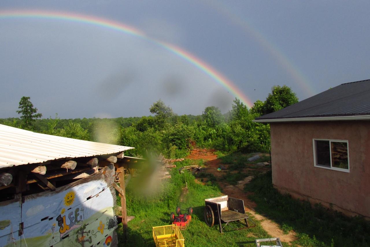 LEF rainbows