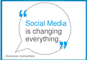 social media is changing everything